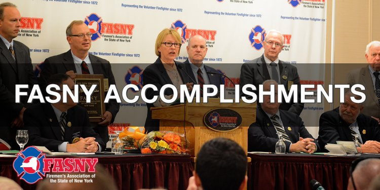 Accomplishments - FASNY