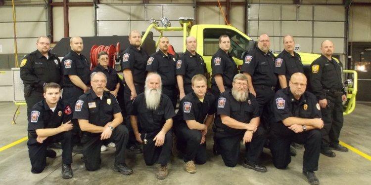 2015 Albany Volunteer Fire