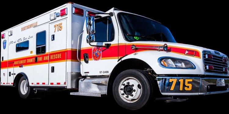 Ambulance 715