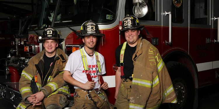 Cal U Volenteer Fire Fighters
