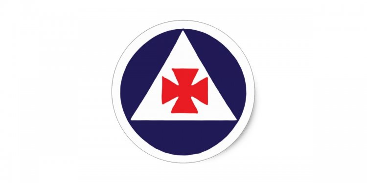 Auxiliary Fireman Logo