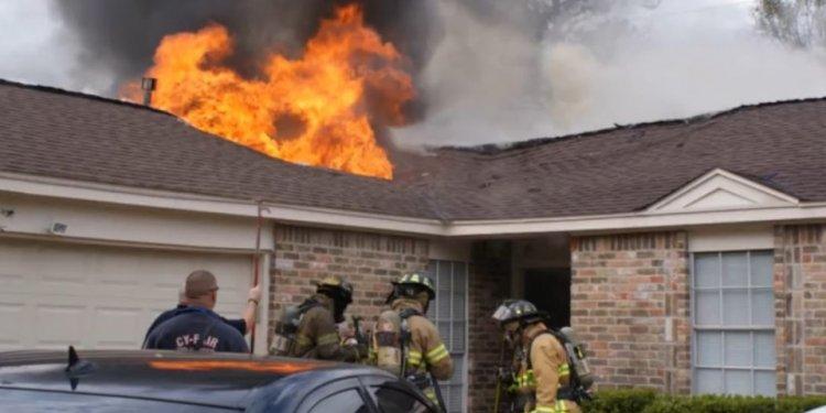 Cy-Fair, Texas Volunteer Fire