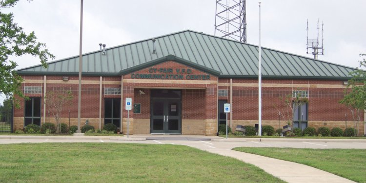 Cy-Fair Volunteer Fire Department