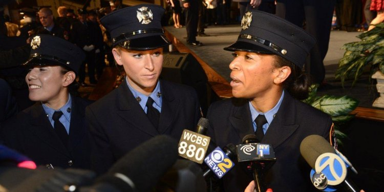 FDNY welcomes three more women