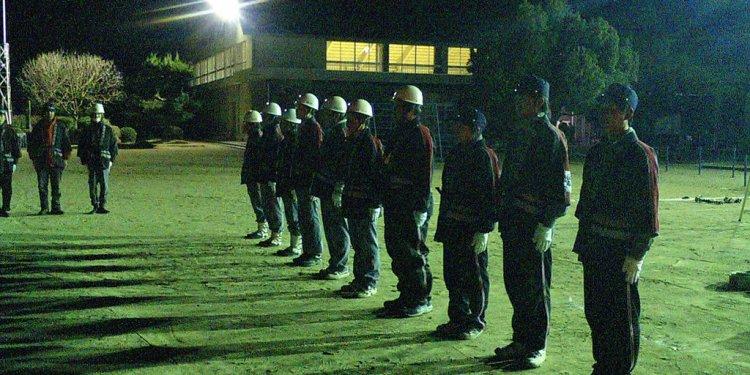 Firefighter Volunteer training