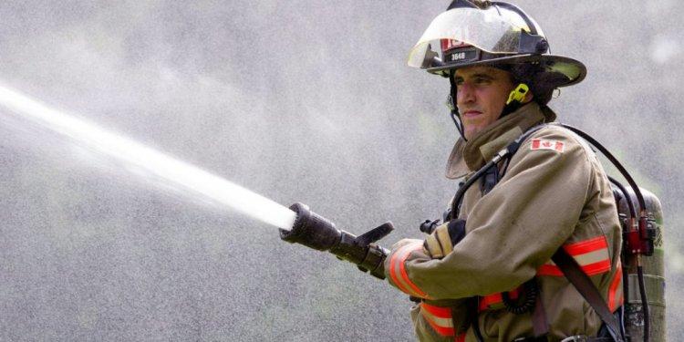 Turned Toronto firefighter