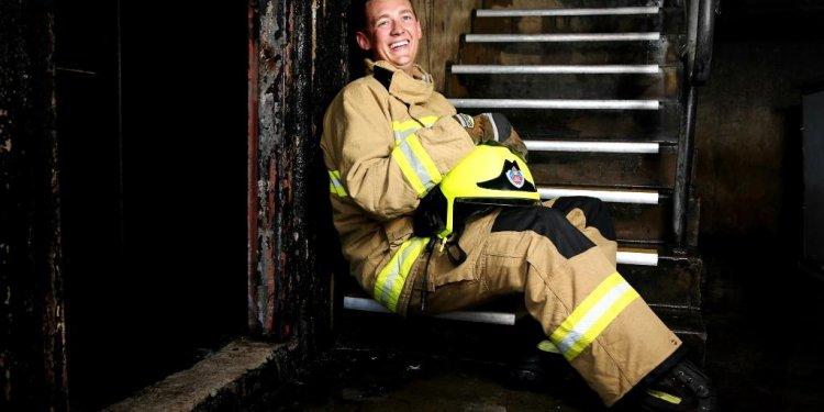 Bondi Rescue lifeguard Trent