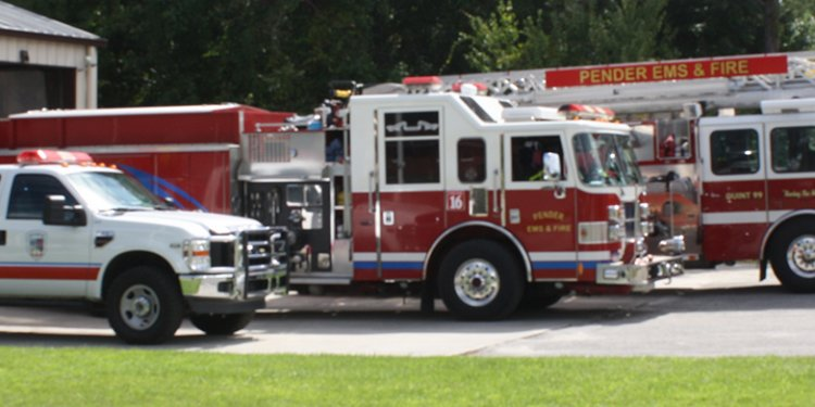 Home | Pender EMS & Fire