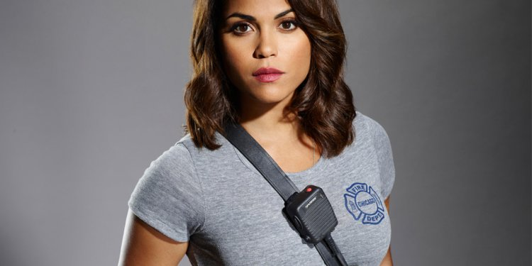 Monica Raymund Lights Our Fire