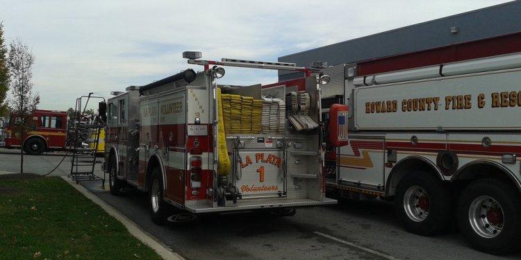 La Plata Volunteer Fire