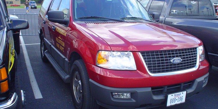 Ponderosa Volunteer Fire Department