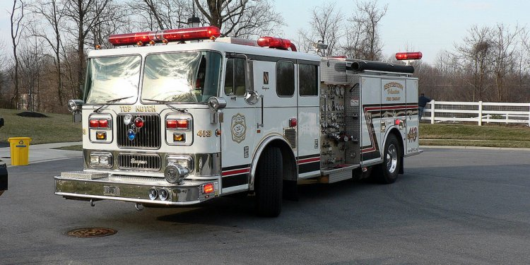 Reisterstown Volunteer Fire Company - Engine 413