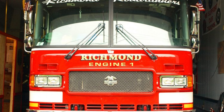 Richmond Volunteer Fire Department Roadrunners Engine 1, Richmond Town, New York City