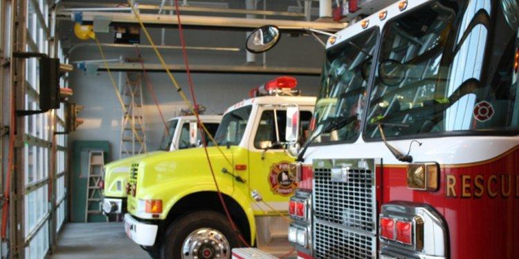 Surrey Fire Service 2015