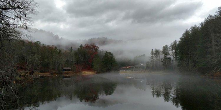 Clayton, Georgia, on Nov