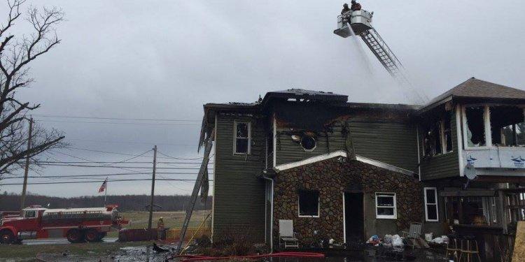 UPDATE: Blaze Causes $150,