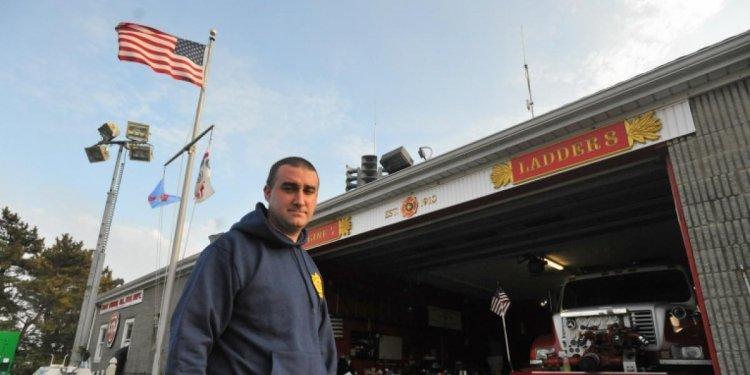 Volunteer fire departments hit
