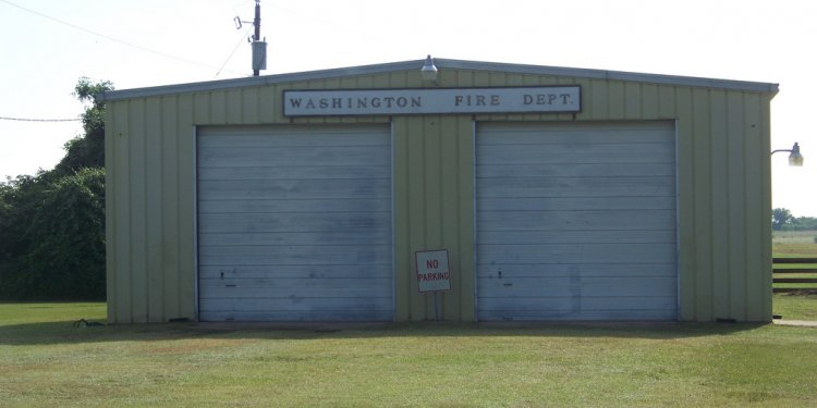 Washington Volunteer Fire Department