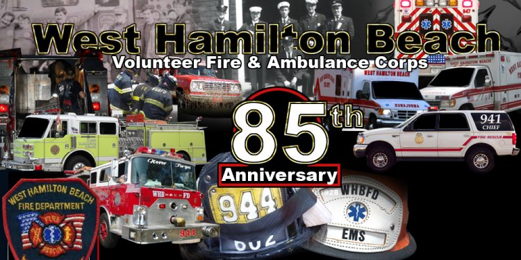West Hamilton Beach Volunteer
