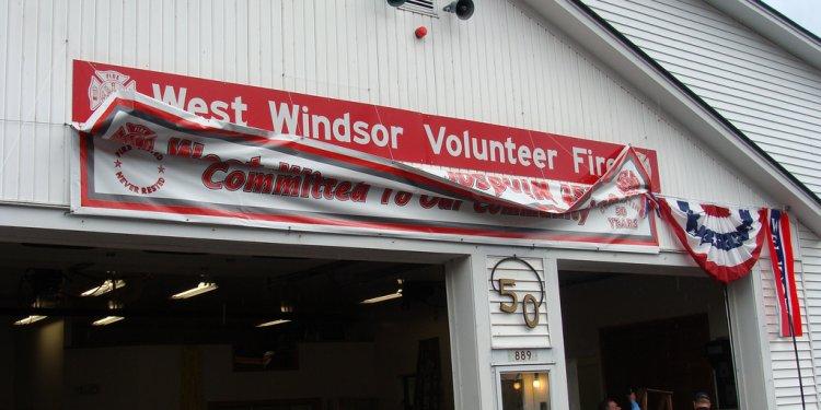 West Windsor Volunteer Fire Departments 50th Anniversary #02