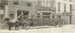 A picture of heroic FDNY through the 1880s.
