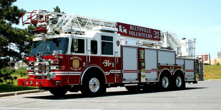 Beltsville Volunteer Fire Department