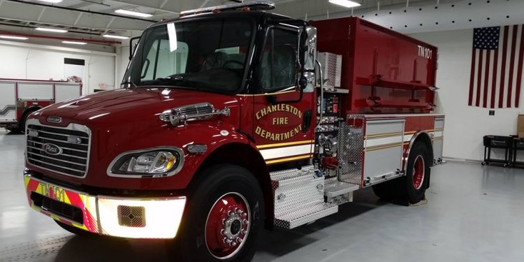 Charleston SC Fire Department Hiring