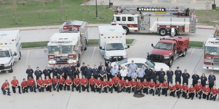 Atascocita Volunteer Fire Department