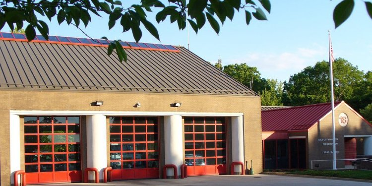 Stonewall Jackson Volunteer Fire Department