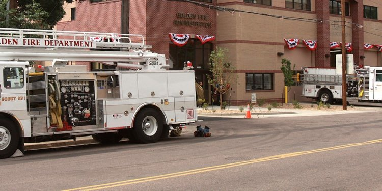 Volunteer Fire Department Colorado