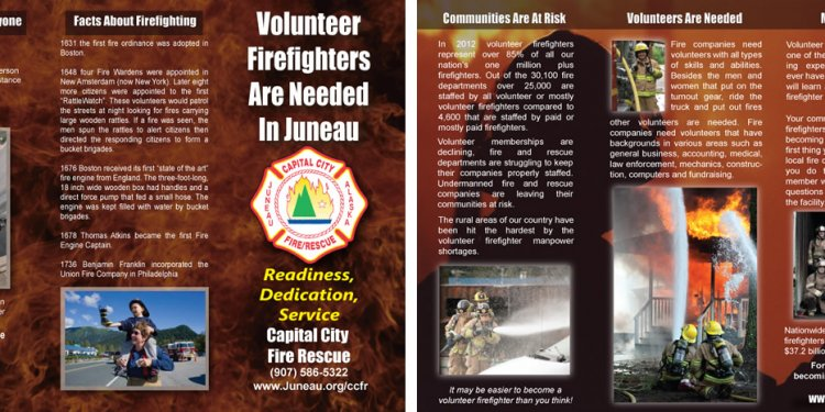 Volunteer Fire Department Recruitment