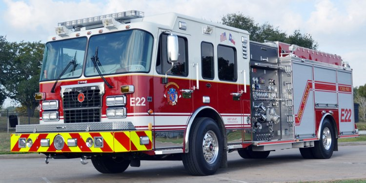 Friendswood Volunteer Fire Department