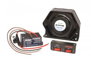 HPK-150 Under Hood Waterproof Stutter Horn Program