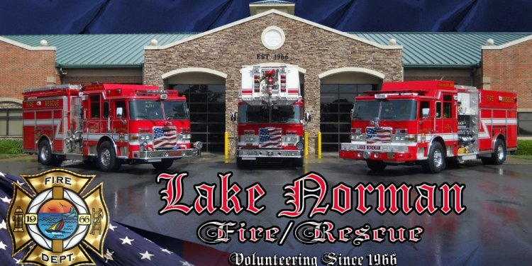 Lake Norman Volunteer Fire Department