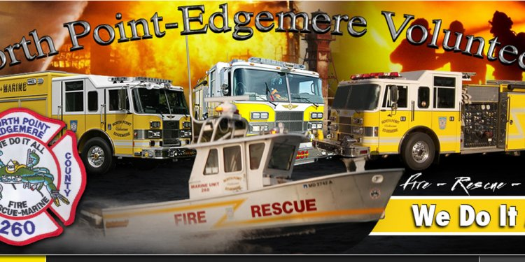 Odenton Volunteer Fire Department