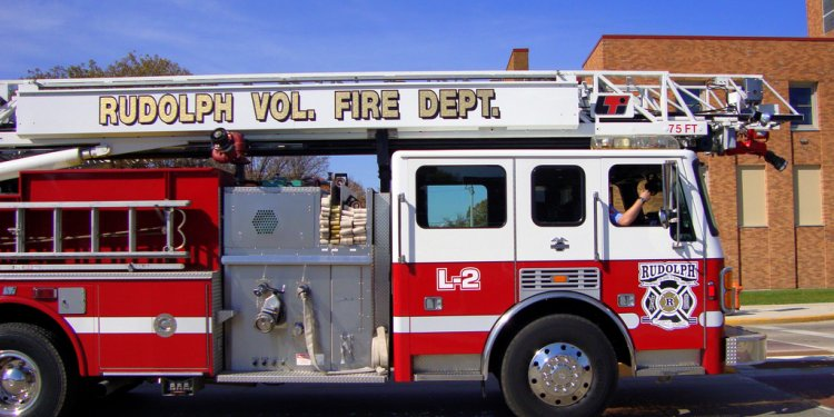 Volunteer Fire Department in Wisconsin