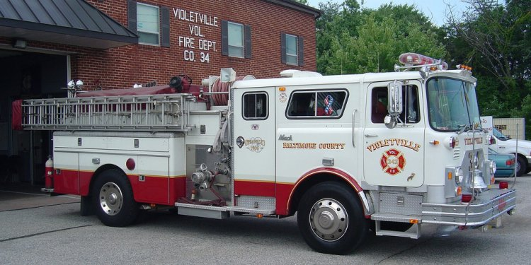 Violetville Volunteer Fire Department
