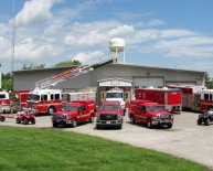Fire Department in Indiana
