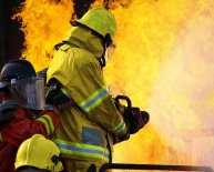 How to training to become a firefighter?
