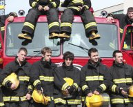 Volunteer firefighters training ideas