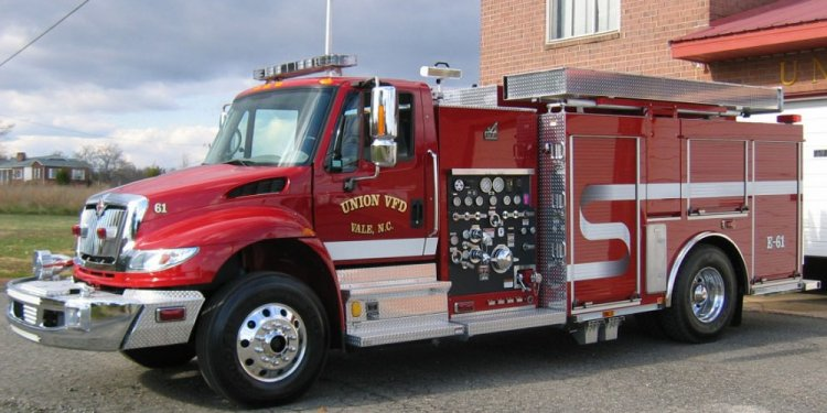 Union Volunteer Fire Department
