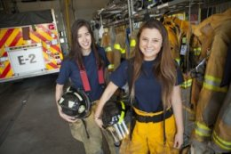 Volunteer firefighters will get free tuition