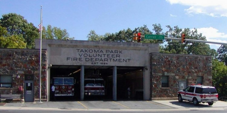 Takoma Park Volunteer Fire Department