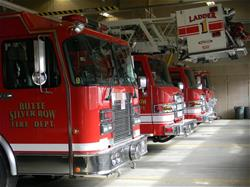 Thank you for visiting the Butte-Silver Bow Fire Department internet site.